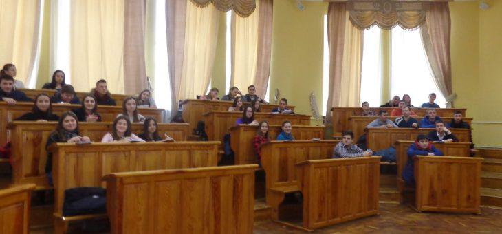 Лекції на тему «Відповідальність за шкоду, нанесену навколишньому природному середовищу у ЄС»