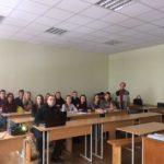 Разом зі студентами вивчаємо дисцепліну «Екологічної політика і право ЄС»